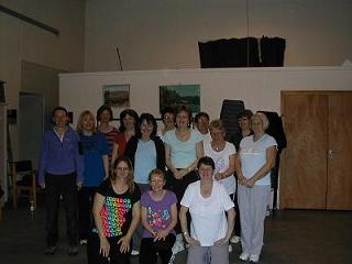 The Thursday Class at the Corn Exchange - April 2011